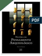 História do Pensamento Arqueológico - Bruce G. Triggerdocx