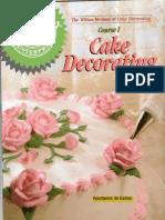 Wilton Course 1 Cake Decorating