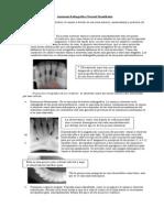 11. Radiología. 04- 09. Anatomía Radiográfica Normal Mandibular. Tecnicas Radiograficas Extraorales