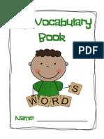 6 Step Vocabulary Template