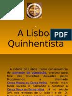 Lisboa Quinhentista novo