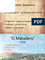 El Matadero