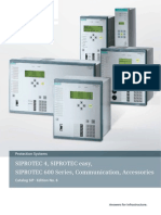 SIPROTEC Catalogue-Siemens Energy