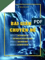 Cac Chuyen de Lap Trinh