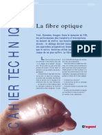 Cahier Technique Fibre OptiQue