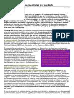 Comunicarigualdad.com.Ar-El Derecho y La Responsabilidad Del Cuidado