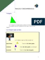 Triangulos y Circunferencias