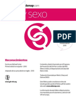 HIV and Sex Spanish