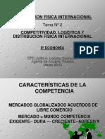 2)TemaCompetitividad,Logistica yDFI 9º 57ppt