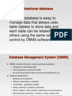 03. Relational Database (System Analysis and Development)