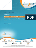 Tutorial 01 - Internet - Planning My Success