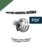 JESÚS C. GESTIÓN AMBIENTAL SISTEMICA