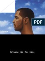 Digital Booklet - Nothing Was the Same
