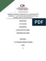 El embrión humano en la fase de la preimplantación.docx
