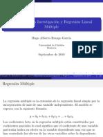Hipotesis y Regresin Multiple (1)