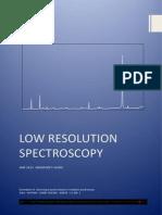 SpectroscopieBasseResolution En