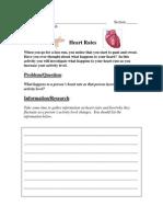 heart rates lab