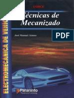 Vcf9 Libro Mecanica Mecanizado Automovil Electromecanica Alonso Paraninfo PDF Es 8497321146 2002