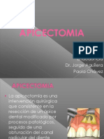 Apicectomia-ppt