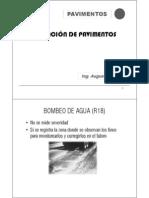 17.00 EVALUACIÓN DE PAVIMENTOS