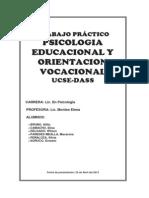 Psi Educacional Complejidad Campo Educativo