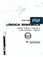 BARREIRO, Telma - Lógica Dinámica