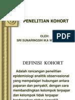 PENELITIAN-KOHORT