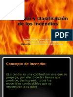 Mi Exposicion de Incendios