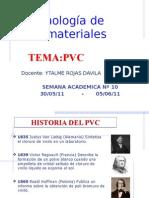 Tecnologia de Los Materiales Pvc
