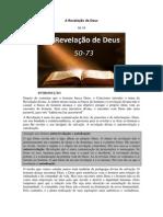 Estudo Catecismo 2 tema nº  50-73