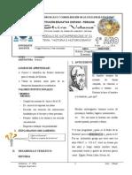 Módulo De historia e historiografía 1 er año 2013