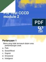 Pre-Test PCPP Mitra