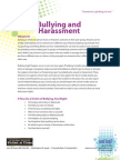 Bullying - Help for Teenage Victims of Crime