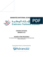 ens 2013 2014 course catalog
