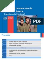 Presentacion Plan de Estudios Ricardo Villar