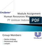Unilever Human Resource Management Analysis.pptx