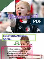 comportamiento social