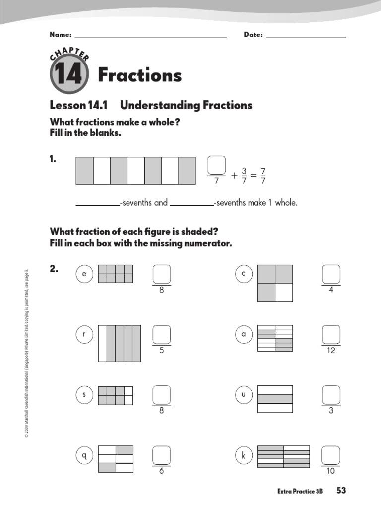 Beautiful Singapore Math Second Grade Worksheets Sketch - Worksheet ...