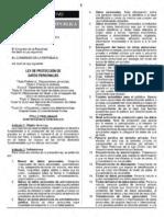 Ley 29733 Ley Proteccion Datos Personales