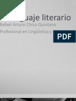Pfe 2. El Lenguaje Literario