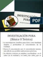 EXPO INVESTIGACIÓN PURA