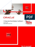 11 Things About Oracle 11gr2