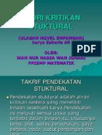 PENDEKATAN STUKTURAL (4)