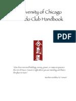 Aikido Univ of Chicago ClubHandbook