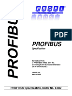 Profibus Specification 1