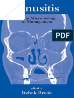 Sinusitis - From Microbiology to Management