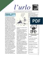 22) l'Urlo Maggio 2006