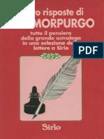 Cento Risposte di Lisa Morpurgo