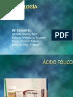 FARMACOLOGÍA_AC_FOLICO