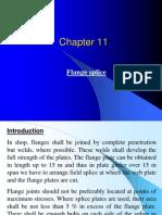 11 Flange Splice